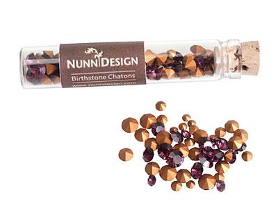 Nunn Design Amethyst Crystal Chaton 5g