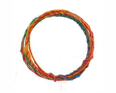 Autumn Harvest WoolyWire 24 gauge, 3 feet