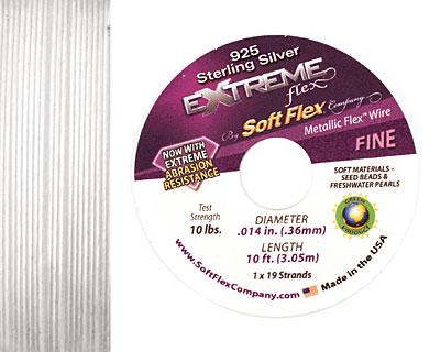 Soft Flex Extreme Sterling Silver .014