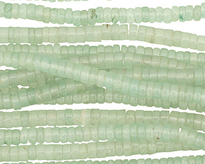 Green Aventurine Heishi 4mm