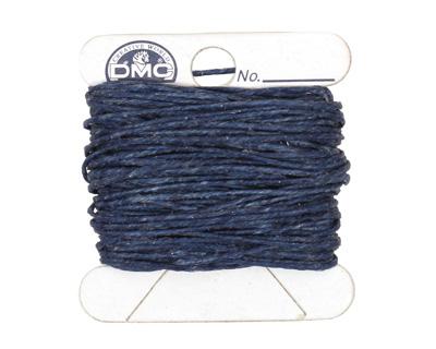Royal Blue Irish Waxed Linen 4 ply