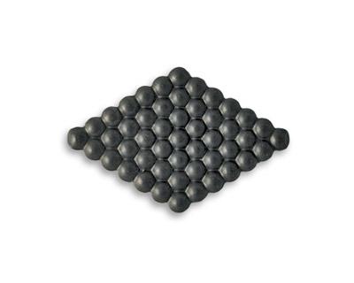Vintaj Arte Metal Marcasite Diamond Decorivet 30x20mm
