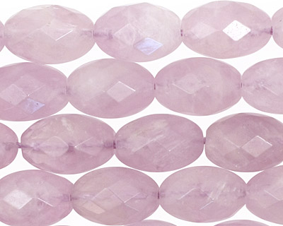 Cape Amethyst Faceted Rice 12x8mm