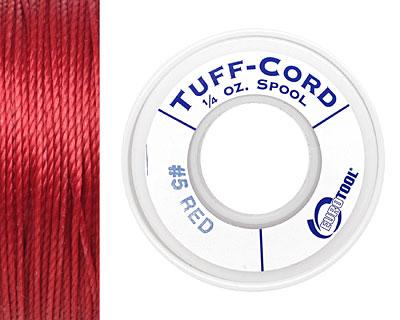 Tuff Cord Red #5