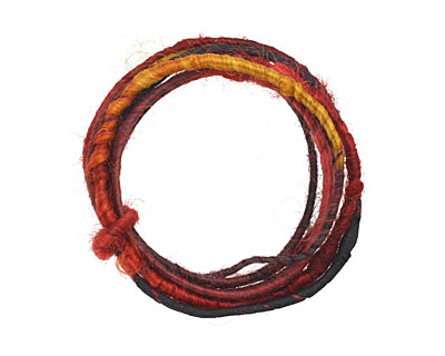 Spanish Flame WoolyWire 24 gauge, 3 feet