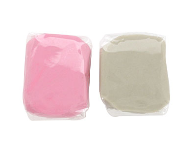 Cotton Candy Crystal Clay 25 grams