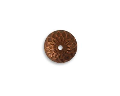 Vintaj Artisan Copper Acorn Bead Cap 5x13mm