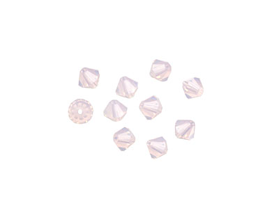 Swarovski Rose Water Opal Faceted Bicone 4mm (5301)