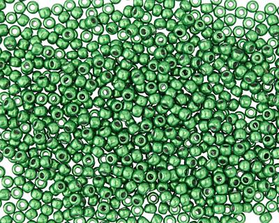 TOHO Metallic Kale Hybrid Round 11/0 Seed Bead