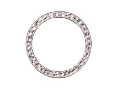 TierraCast Rhodium (plated) 1