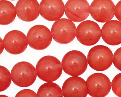Cherry Quartz Round 10mm