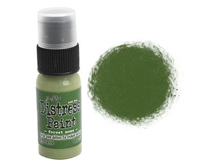 Tim Holtz Forest Moss Distress Paint Dabber 29ml