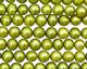Olive Green Potato 6-7mm