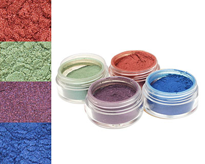 Perfect Pearls Jewels Pigment Powder Kit 10g