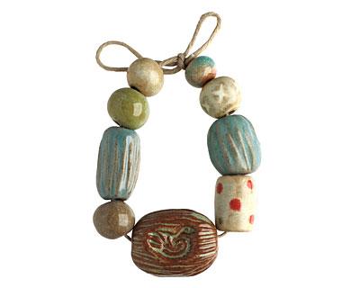 Gaea Ceramic Partridge in a Pear Tree Bundle
