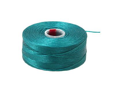 C-Lon Teal Size D Thread