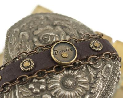 TierraCast Peace Punk Bracelet Kit