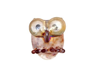 Unicorne Beads Mamba Mini Owl 15mm