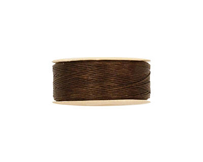 Nymo Brown Size D (0.3mm) Thread