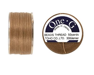 TOHO One-G Sand Ash Thread