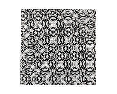 Lillypilly Black Doily Anodized Aluminum Sheet 3