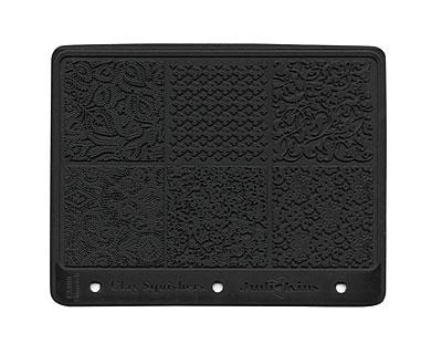 Nunn Design Flourish Clay Squisher 7.5x6in