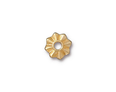TierraCast Gold (plated) 8 Point Rivetable 10mm