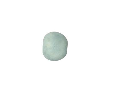Gaea Ceramic Cerulean Organic Round 9-10x12-13mm
