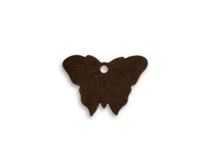 Vintaj Natural Brass Bitsy Butterfly Altered Blank 19x13mm
