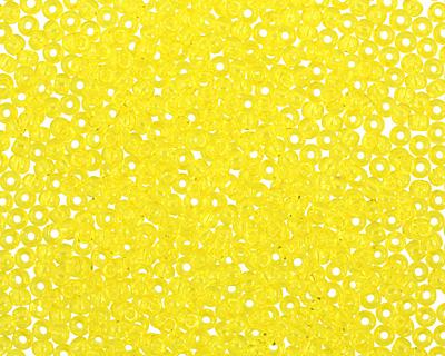 TOHO Transparent Lemon Round 11/0 Seed Bead