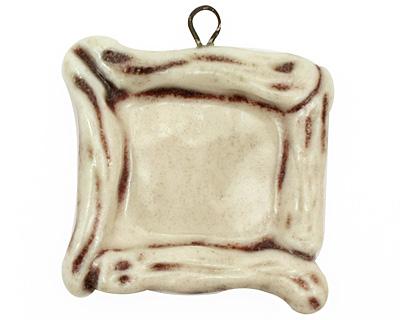 Gaea Ceramic Chun Square Bezel 25mm