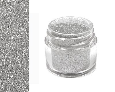 Silver Moon Microfine Opaque Glitter 1/4 oz.