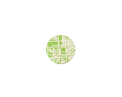 Lillypilly Lime Green Bamboo Anodized Aluminum Disc 11mm, 24 gauge