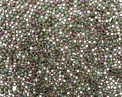 TOHO Matte Cassiopeia Treasure #1 Seed Bead