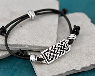 TierraCast Celtic Braid Bracelet Kit