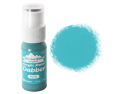 Adirondack Pool Acrylic Paint Dabber 29ml