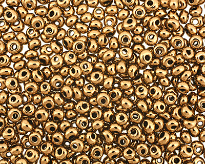 TOHO Bronze Magatama 3mm Seed Bead
