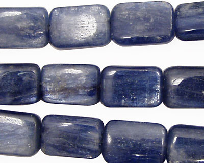 Kyanite Thin Pillow 13-15x10mm