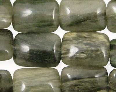 Green Line Quartz Thin Pillow 18x13mm
