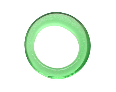 Green Wine Glass Bottle Ring 35-50mm