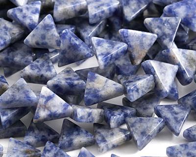 Brazil Sodalite Triangle 11-12x13mm