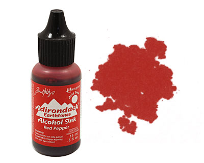 Adirondack Red Pepper Alcohol Ink 15ml