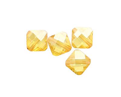 Sunshine Faceted Diamond 10mm