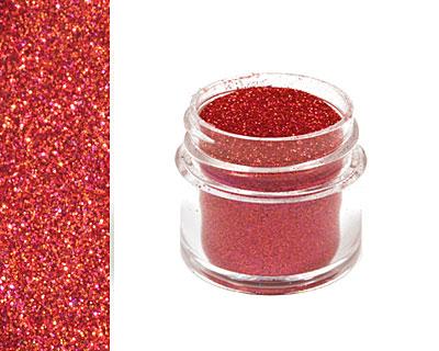 Rouge Microfine Opaque Glitter 1/4 oz.
