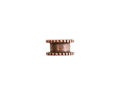 Nunn Design Antique Copper (plated) Small Channel 6x11mm