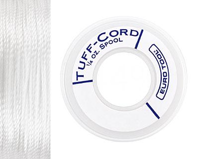 Tuff Cord White #5