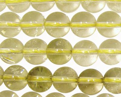 Lemon Quartz Round 10mm