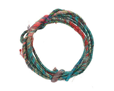 Spring Mix WoolyWire 24 gauge, 3 feet