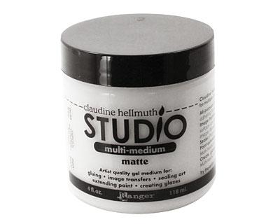 Claudine Hellmuth Studio Multi Medium Matte 118ml