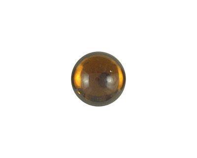 Nunn Design Smoky Topaz Glass Circle 13mm